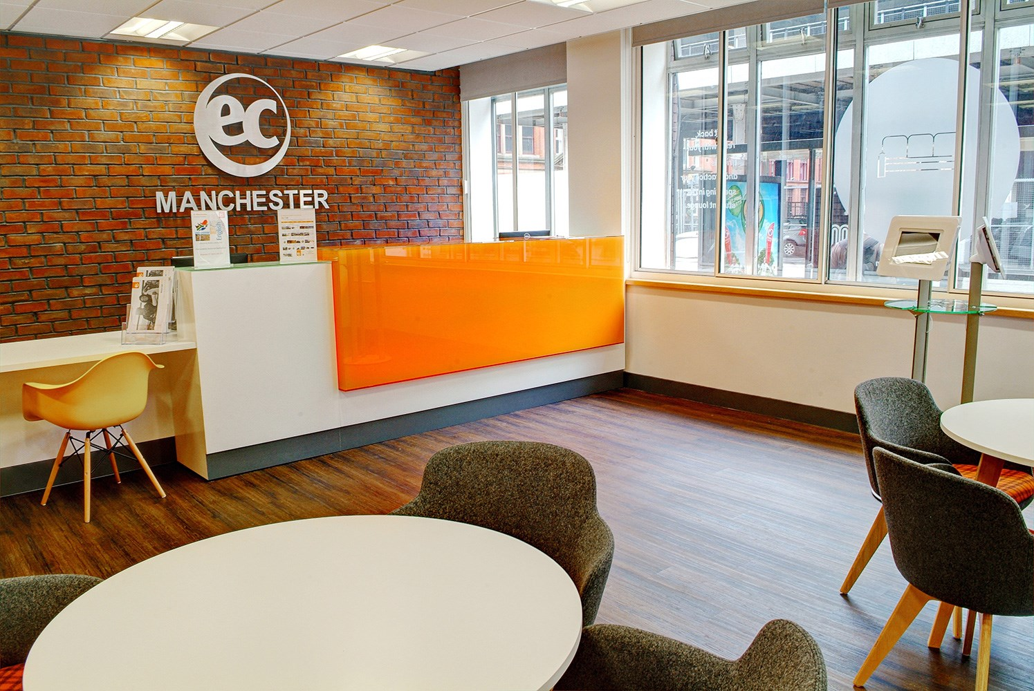 ЕС English Language Centres Manchester Манчестер Великобритания